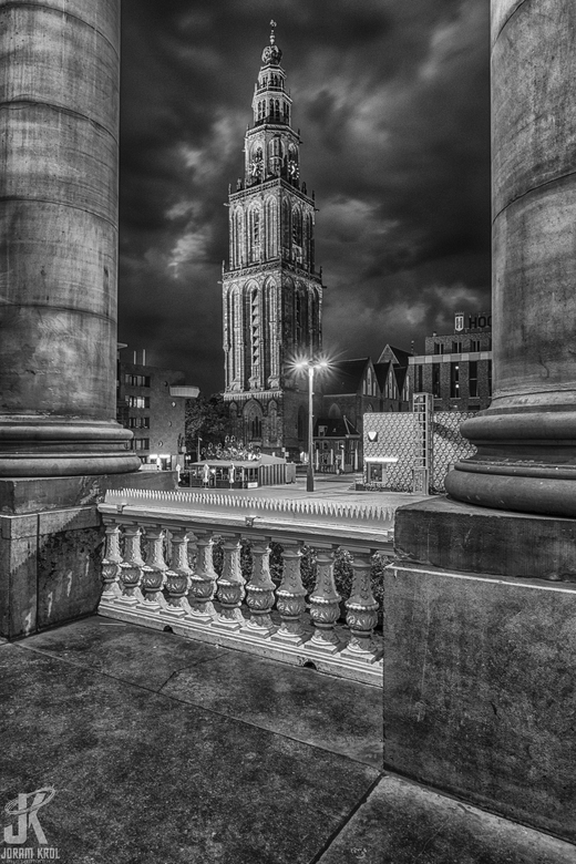 Groningen, wereldstad -