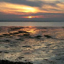 Oesterdam sunset