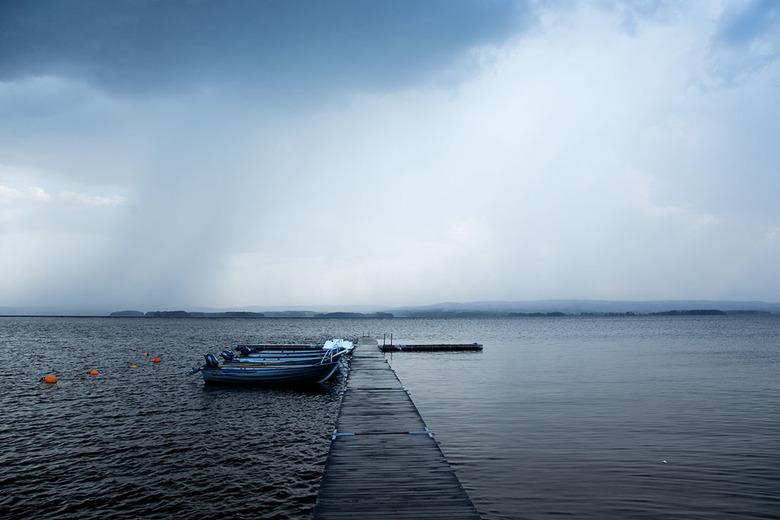 zweden  - Zweden, gemaakt tijdens een regenstorm