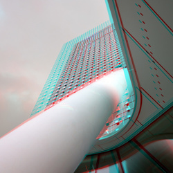KPN-building Rotterdam 3D