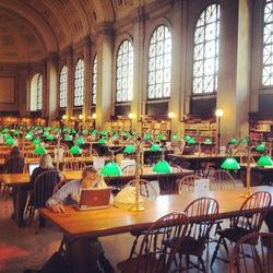 Openbare bibliotheek - Boston