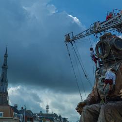 De reuzen van royal - Leeuwarden