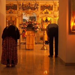 Russisch Orthodoxe kerk.