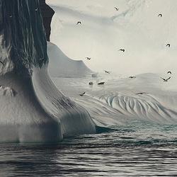 ijsbergen(Groenland