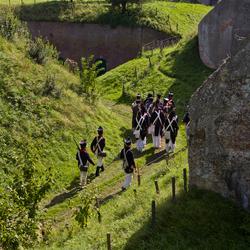 Fort Sabina terug in de tijd 4