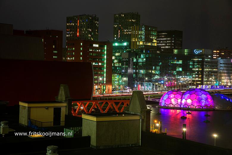 Uitzicht vanuit hotel Bruno in Rotterdam - 20200221 7359 Uitzicht vanuit hotel Bruno in Rotterdam
