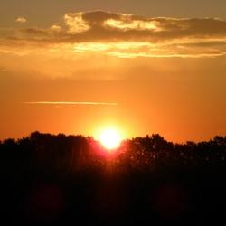 Zon's opgang