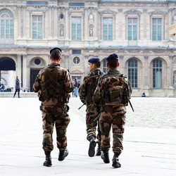 Military in France