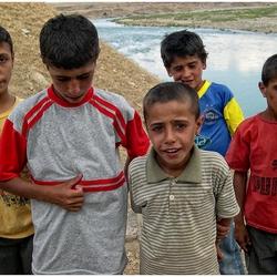Koerdische straatschoffies