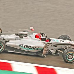 Formule 1 2010: Schumacher