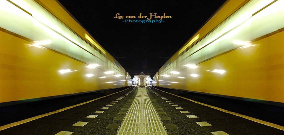 Lecherous train conductores Foto