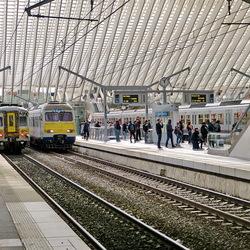 Station Luik.