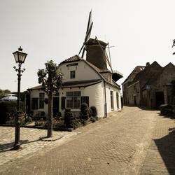 Vintage molen