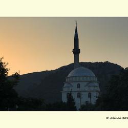 De moskee van Armutalan