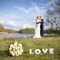 Huwelijk Erwin en Christa