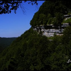 Berg in de Jura