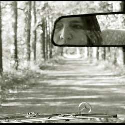 should i look back or go ahead ?