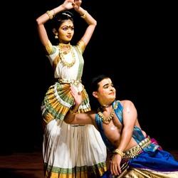 Kathakali dans
