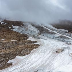 Mölltaler gletscher, Oostenrijk