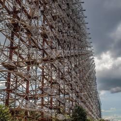 Duga 1, Chernobyl