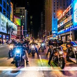 New York bikers
