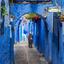De straatjes van Chefchaouen