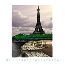 Paris - My Impressiographica