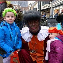Kinderfeest en traditie moet blijven.