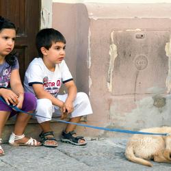 kinderen van de straat