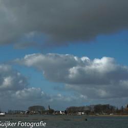 Een mooie winterdag in Nieuwpoort