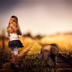 Little walk