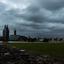 Grijs en grauw boven Roermond