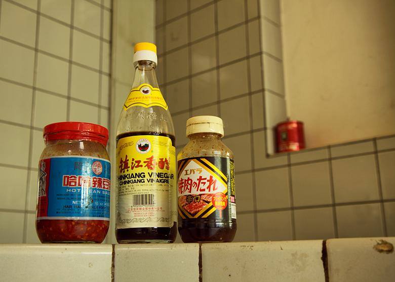 Cite Du Dragon 5 - Op 11-5-2010 hebben Jos,Peter en ik een bezoek aan dit oude Chinese Restaurant <br /> <br /> Het is een hdr foto.<br /> <br />