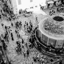 Dubrovnik - Onofrio fontein