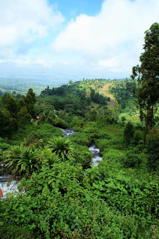 Sipi falls - Sipi Falls, Uganda