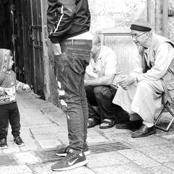 Jeruzalem - Straatleven