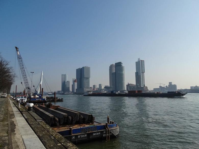 Havenstad Rotterdam -
