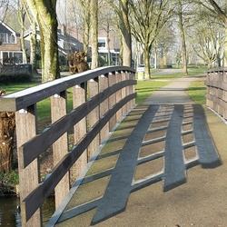 ontdooiende brug
