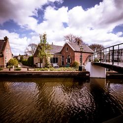 Beautiful village schipluiden