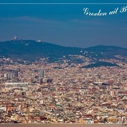 Postcard uit Barcelona