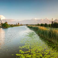 PANORAMA - Kinderdijk