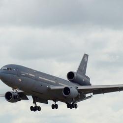 KDC-10 transport vliegtuig