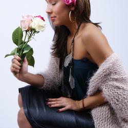 Deetail alida roses