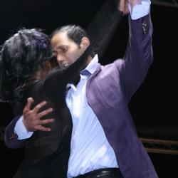 Intense tango