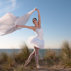 Dance on the wind