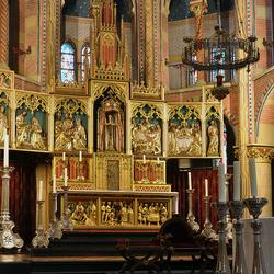 altaar neogothische kerk 09103339dhaagmw