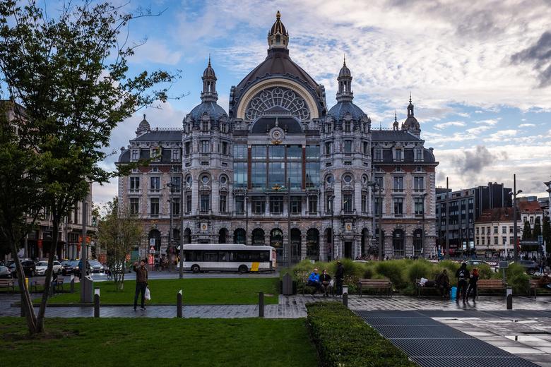 Antwerpen - Centraal Station I -