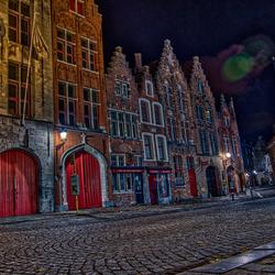 HDR Brugge