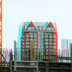 Doorkijk OurDomain Rotterdam 3D