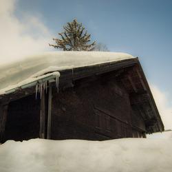 Winter in Brandnertal